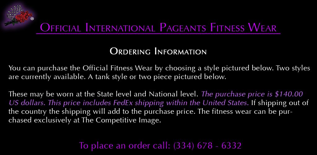 International Pageants