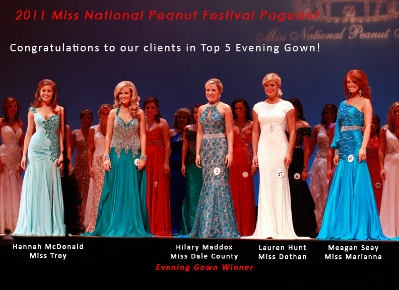 Miss National Festival Pageant Evening